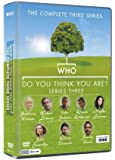 Who Do You Think You Are? - Series 3 [DVD]