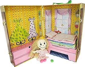 Barbo Toys 6191 - Maleta para Hombre, diseño de Princesa y el pea