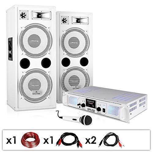 Equipo PA DJ-22 - Altavoces