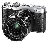 Fujifilm X-M1 Appareil photo numérique hybride 16,5 Mpix Boîtier + Objectif 16-50mm Argent