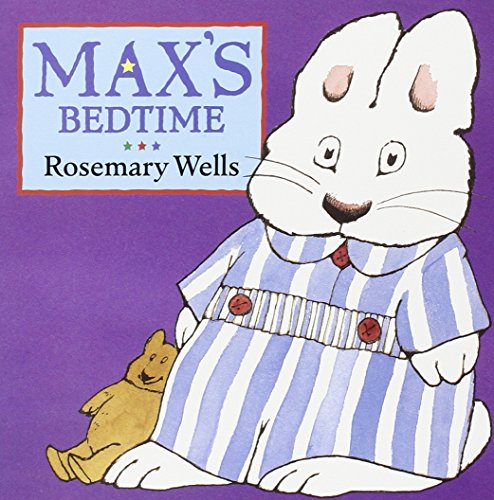 Max's Bedtime (Max & Ruby)