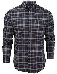 Ben Sherman - Camisa casual - Clásico - Manga Larga - para hombre