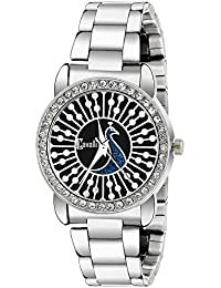 Cavalli Analogue Black Dial Stainless Steel Women's and Girl's Watch- Cs0422