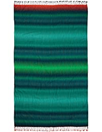 Kipling BEACH TOWEL, pareo Mujer, Multicolor (Waterfall Pr), One Size(UK)