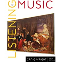 5-CD Set for Wright's Listening to Music, 6th and Listening to Western Music, 2nd