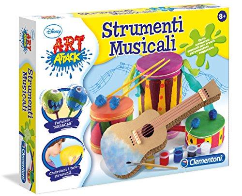 Clementoni 15969 - Art Attack Strumenti Musicali