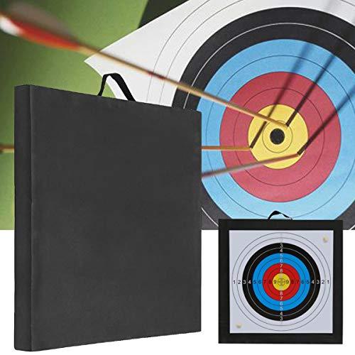 Kungfu Mall Bogenschießen-Zielscheibe, hochdichter Eva-Schaum, Schießen, Übungen, Outdoor-Sport-Zubehör