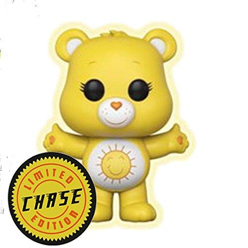Pop! Animation Funshine Bear Chase Variante Glow in The Dark Vinyl Figur ()