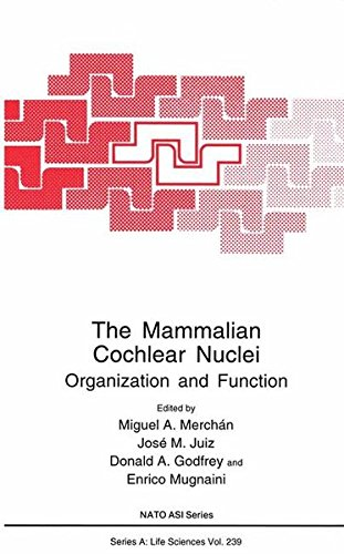 The Mammalian Cochlear Nuclei: Organization and Function (Nato Science Series A:, Band 239)