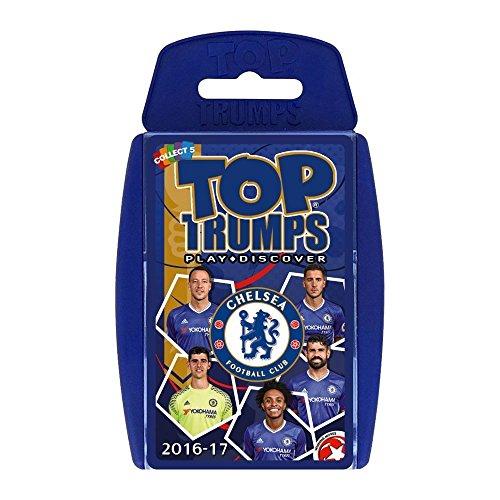 Top Trumps - Chelsea FC 2016-17