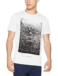 Jack & Jones Jorvenice Tee Ss Crew Neck, T-Shirt Homme