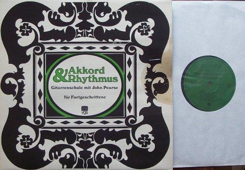 Akkord & Rhythmus (Gitarrenschule für Fortgeschrittene) / Vinyl record [Vinyl-LP]