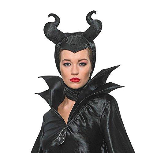 Disney Kostüm Zubehör Kopfbedeckung Maleficent Karneval Halloween
