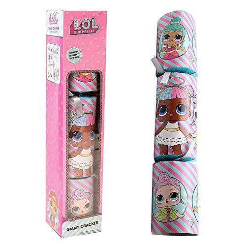 Pack of 2 - LOL Surprise! Fab Christmas Cracker con Sorpresa novità Regalo