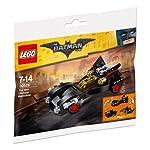 LEGO The Batman Movie The Mini Ultimate Batmobile 30526 Polybag