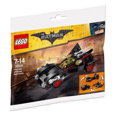 LEGO The Batman Película El Mini Ultimate Batmobile - 30526