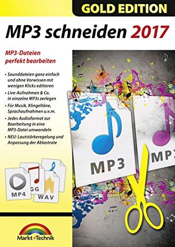Produktbild MP3 Schneiden - MP3 Dateien perfekt Bearbeiten und Schneiden - Für Windows 10 8 7 Vista und XP