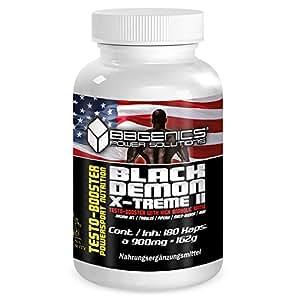 BLACK DEMON X-TREME II - les plus forts stéroïdes anabolisants / stéroïdes remplacement de la USA-