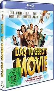 Das 10 Gebote Movie - Blu-ray