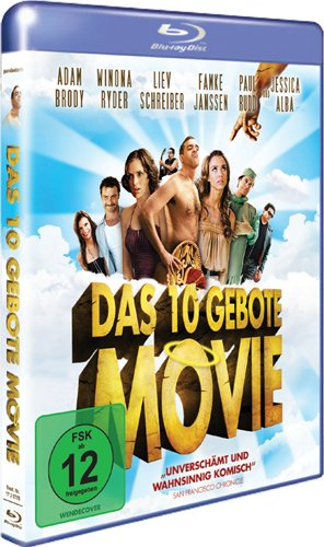 Das 10 Gebote Movie - Blu-ray