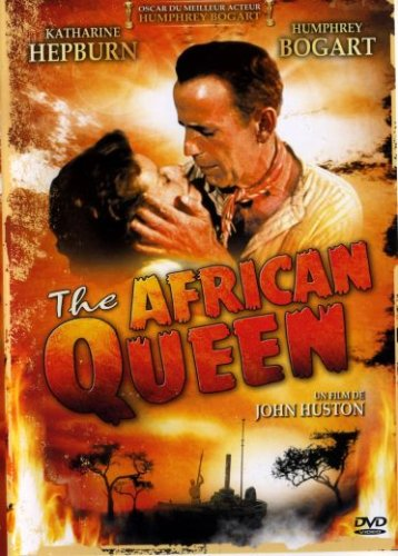 The African Queen - Édition Simple 1 DVD [FR Import] -