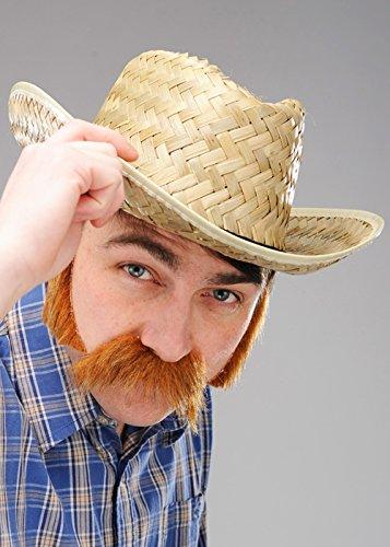 rn-Cowboyhut der Männer ()