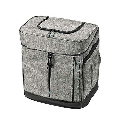 obzk Pet Backpack Carrier Reisen komfortabel und komfortabel Cat Bag Dog Bag Geeignet für kleine Katzen und Hunde,Gray,M (Fluggesellschaft Genehmigt Hund Zwinger)