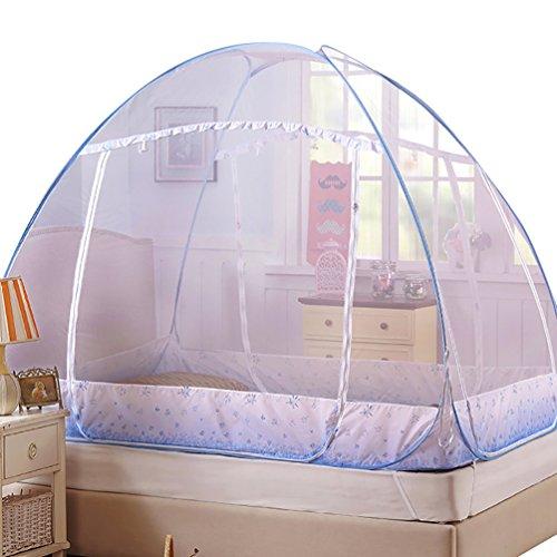 youjia-zanzariera-protettiva-per-letto-mosquito-netto-tende-a-baldacchino-blu181482m