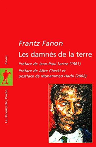 Les damnés de la terre par Frantz Fanon