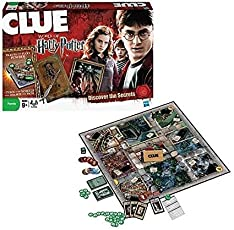 Harry Potter Cluedo The Classic Mystery Game