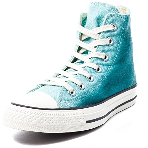 Converse Chuck Taylor All Star, Sneakers Hautes Mixte Adulte Motel Pool / Rebel Teal / Egret