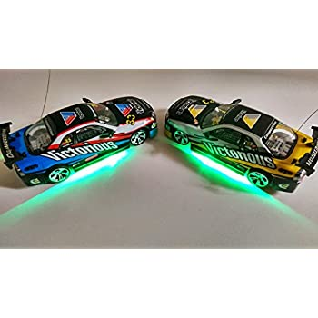 Rc Drift Cars With Lights Rechargeable Remote Control