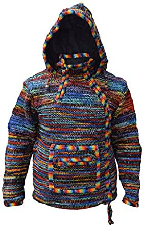 LITTLE KATHMANDU - Giacca - Uomo  Amazon.it  Abbigliamento fcea8ca8ef6
