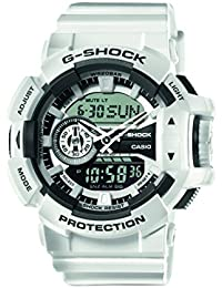 Casio G-Shock Herrenuhr Analog/Digital Quarz mit Resinarmband – GA-400-7AER