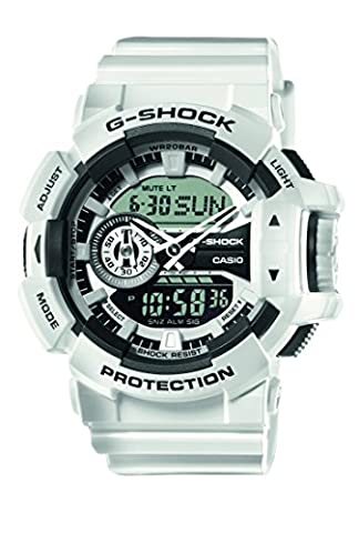 Casio G-Shock – Herren-Armbanduhr mit Analog/Digital-Display und Resin-Armband – GA-400-7AER