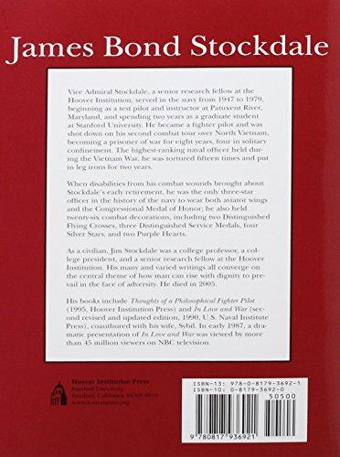 stockdale essay on epictetus