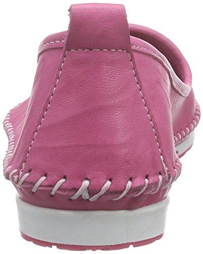Andrea Conti0027449 - Mocassini Donna Rosa (Pink (pink 028))