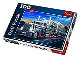 Trefl 37121 - Puzle (500 piezas), diseño de camión
