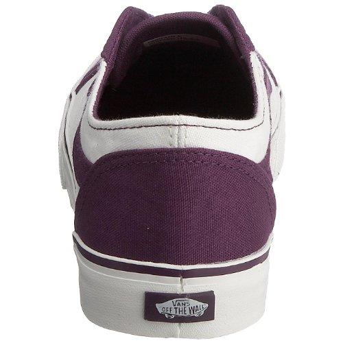 Vans Vxfo0W3, Skateboard Adulte Mixte - Violet Shadow/Blanc véritable