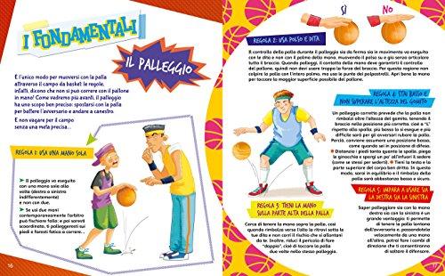 Zoom IMG-2 il basket spiegato ai bambini