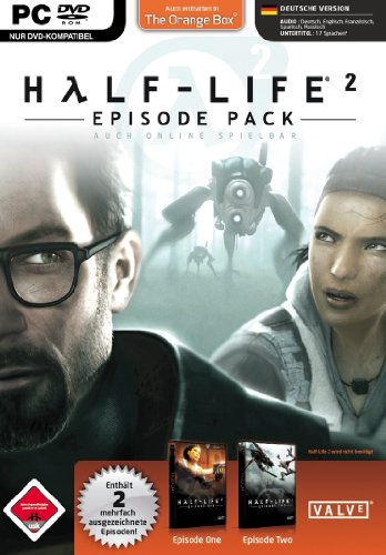 Half-Life 2: Episode Pack (DVD-ROM)