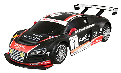 Toy State - 1:16 Scale Street Cars: 2014 Audi R8 (94133)