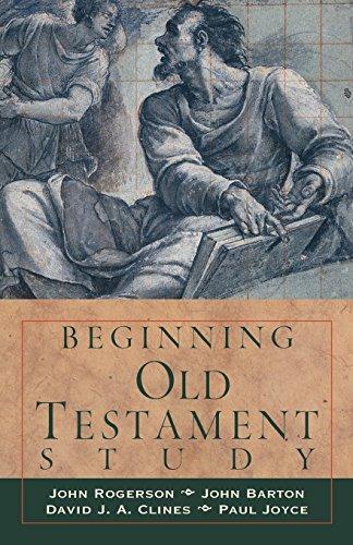 Beginning Old Testament Study