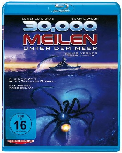 Bild von Jules Verne - 30.000 Meilen unter dem Meer [Blu-ray]