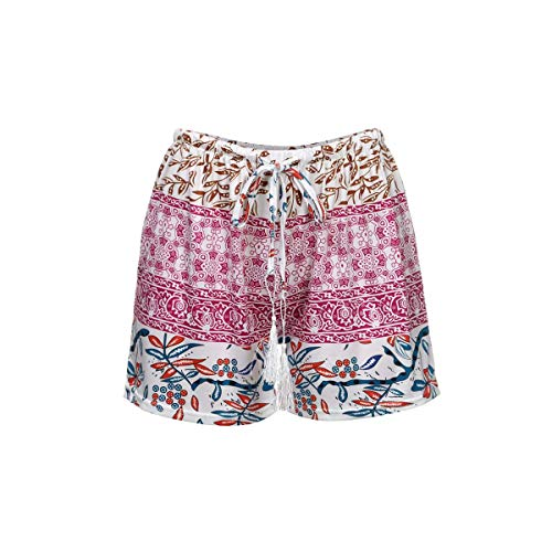 European Style Women Shorts Causal Cotton Sexy Home Short Women's Fitness Shorts New Summer Skirt Shorts Feminino Purple M