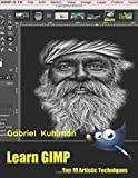 Learn GIMP: Top 10 Artistic Techniques