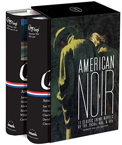 assic Crime Novels of the 1930s, 40s, & 50s: A Library of America Boxed Set ()