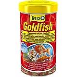 TETRA Goldfish - Aliment Complet en flocons pour Poisson Rouge - 500ml