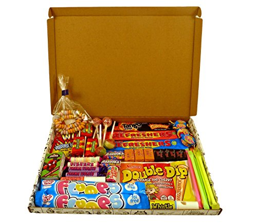 The Letterbox Buster- Old Fashioned Retro Sweets, 450g