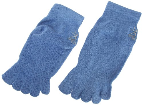 SISSEL Pilates Workout Socken, blau, S/M Art.Nr.34157